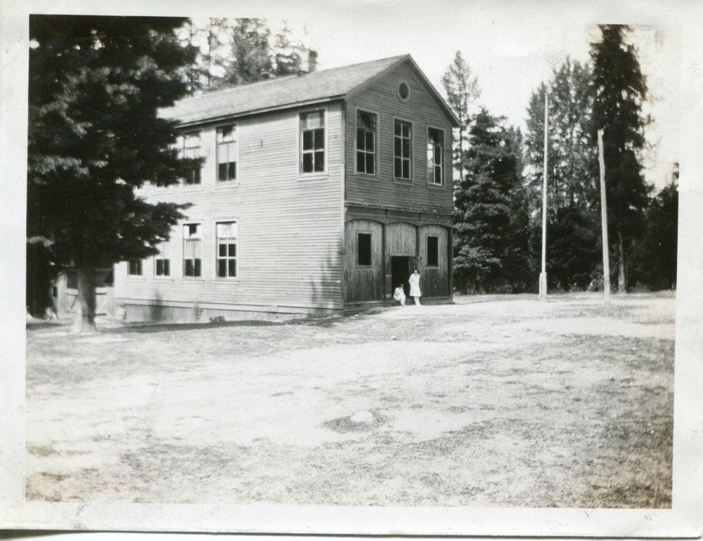 Slocan Public School, 1929