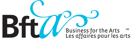 Business for the Arts logo