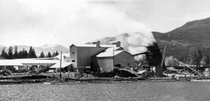 Mill in Slocan courtesy of Touchstones
