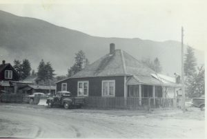 Cecchini Home with Studebaker c. 1951